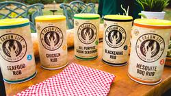 A Cajun Life Seasoning Product Line