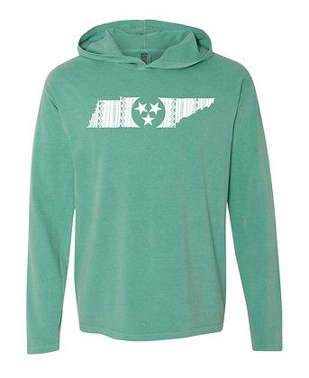 Tribal Tristar T-shirt Hoodie
