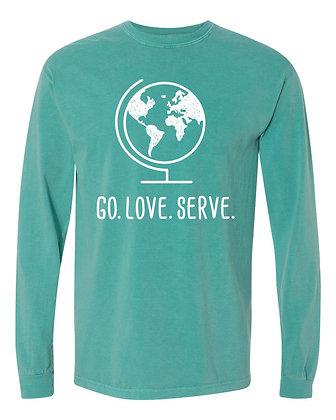 Go.Love.Serve.
