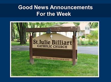 good-news.png - St. Julie's image