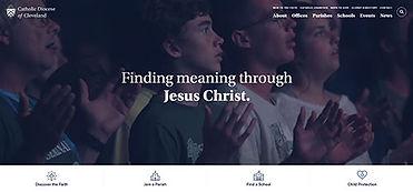 website-diocese-cleveland.jpg Screenshot