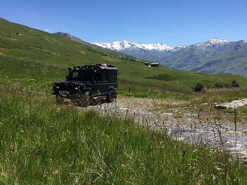 10 Day Alps Adventure