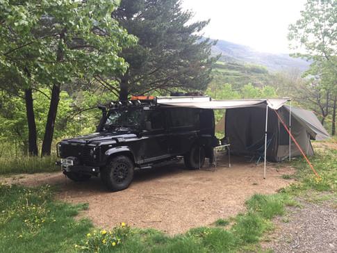 Wet Camp