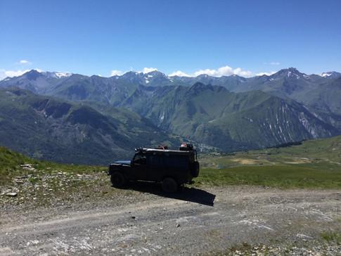 High Alpine Pass