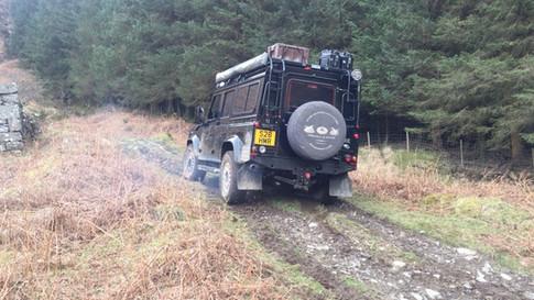 North Wales Adventure Recce