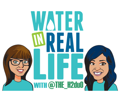 Water in Real Life with @THE_H2duo Podcast