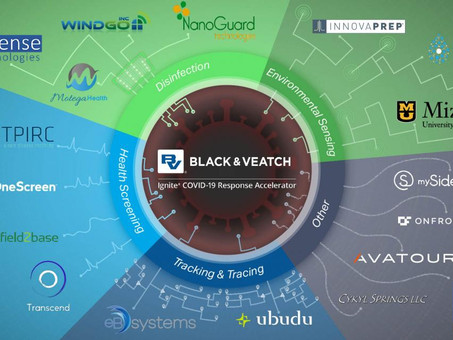 Black & Veatch selects 18 partners to participate in COVID-19 response accelerator