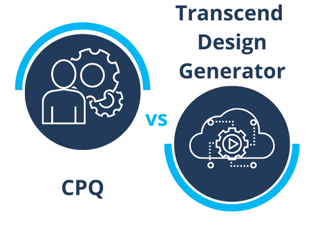 CPQ vs. Transcend: What's the difference in water treatment equipment proposal software?