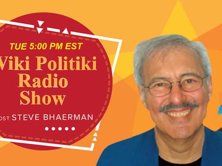 Wiki Politiki Radio Show Podcast