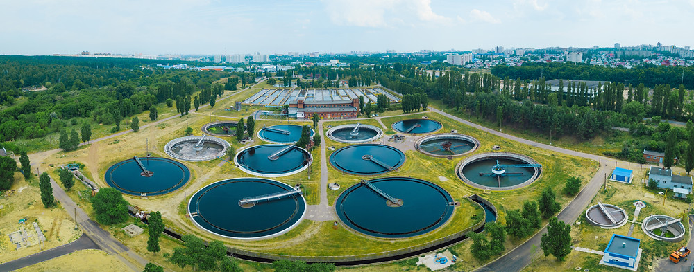 biological wastewater treatment as well as primary measure