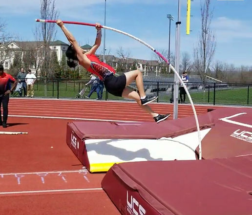 GIRLS' OUTDOOR RECORDS