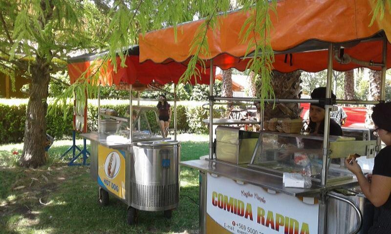 CARROS DE COMIDA RAPIDA