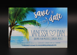 Beach Save the Date