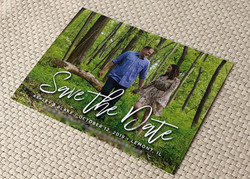 Single Photo Save the Date 5