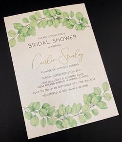 Botanical Bridal Shower