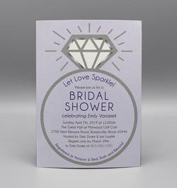 Wedding Ring Bridal Shower