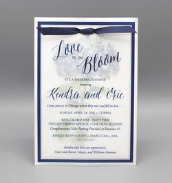 Love is in Bloom Bridal Shower