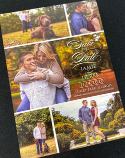 Multiple Photos Save the Date