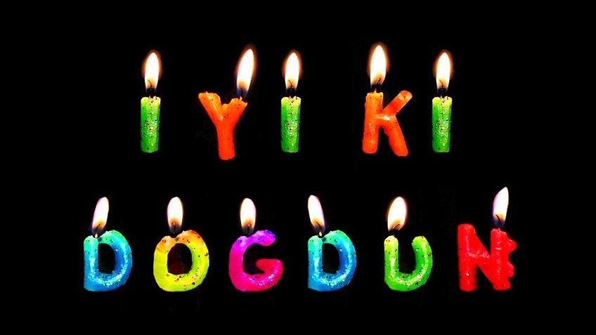 iyi ki doğdun - doğum günü şarkıları