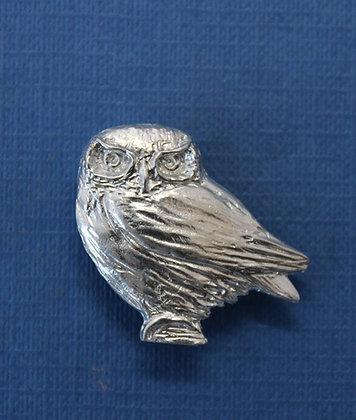 Little Owl brooch