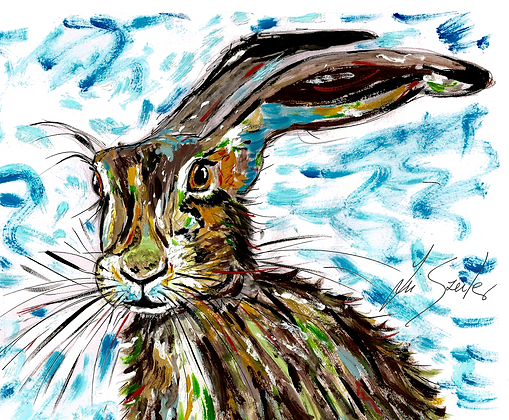 Hare in the Wind
