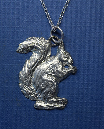 Red Squirrel pendant