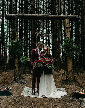 Birkenhill Farm Wedding Hayley Palmquist