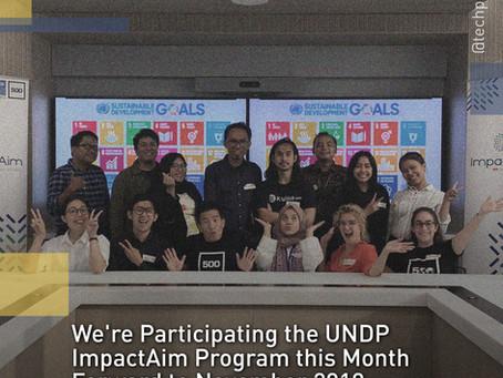 Tech Prom Lab Menjadi Salah Satu Bagian dalam Program UNDP ImpactAim Indonesia