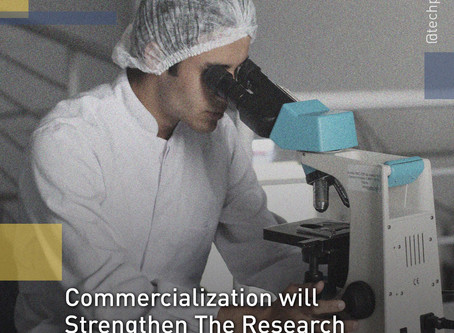 Perkuat Hasil Riset Para Peneliti dengan Komersialisasi