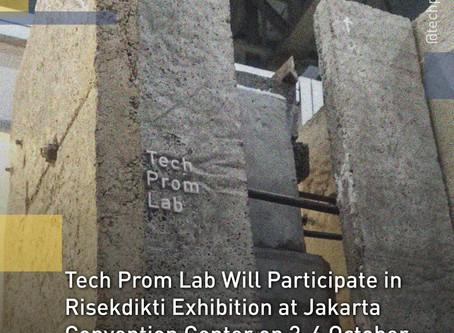 Tech Prom Lab Berpartisipasi pada Gelaran I3E 2019