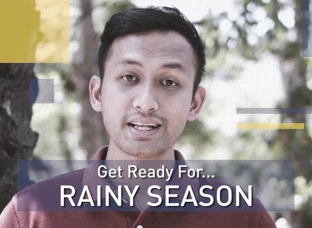 Antisipasi Menyambut Musim Hujan