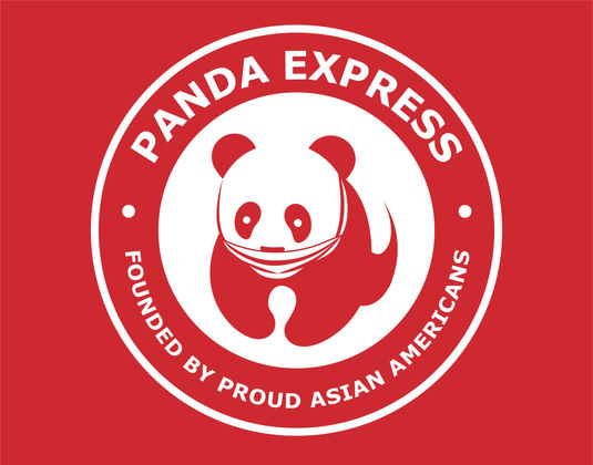 "Panda Express ""Hate Is A Virus"""