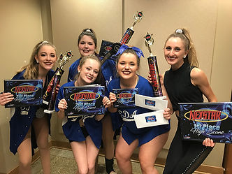 EDA Nexstar Dance Competition