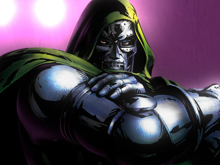 Doctor Doom's Approach to New Years Resolutions