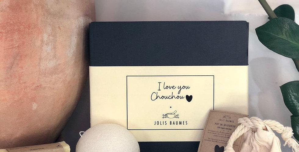 Box I Love You Chouchou