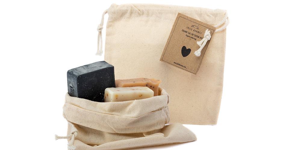 Grand sac en coton bio