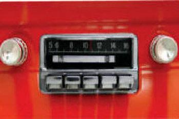 SLIDEBAR RADIO 64-65 MUSTANG