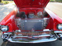 1957 Chevy Bel Air Tri-Five Radiator.JPG