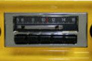 SLIDEBAR RADIO 67-72 CHEVY/GMC TRUCK