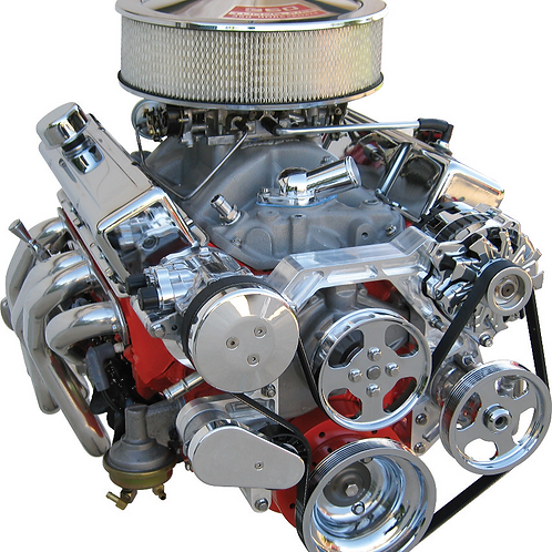 SMALL BLOCK CHEVY FRONT RUNNER DRIVE SYSTEM