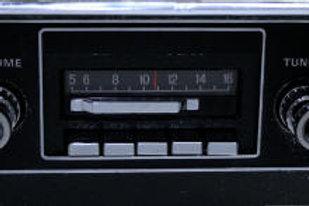 SLIDEBAR RADIO 67-73 MUSTANG