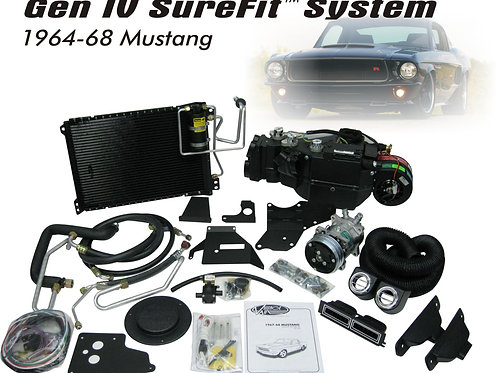 Gen IV Sure Fit System 64-68 Mustang