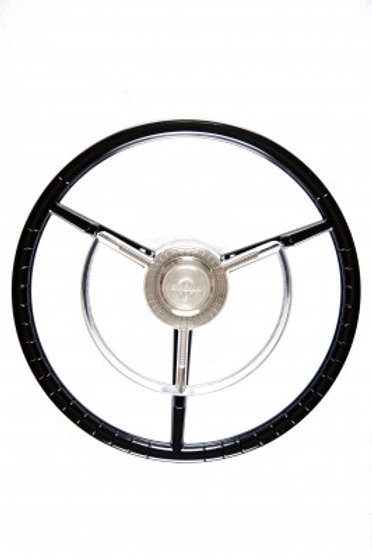 "56-57 15"" T-BIRD STEERING WHEEL"
