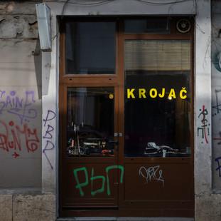 Sarajevo - Tailleur