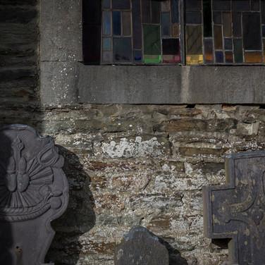 Croix de shiste - Odeigne