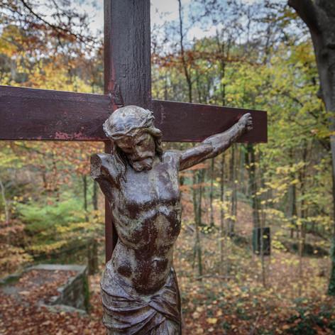 Christ - Saint Thibaut