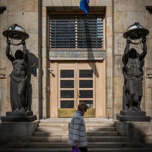 Sarajevo - Banque centrale