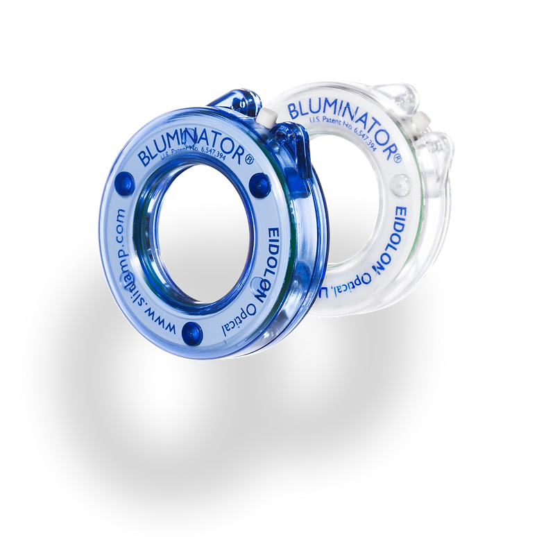 Eidolon Bluminator® Ophthalmic Illuminator Cornea LED