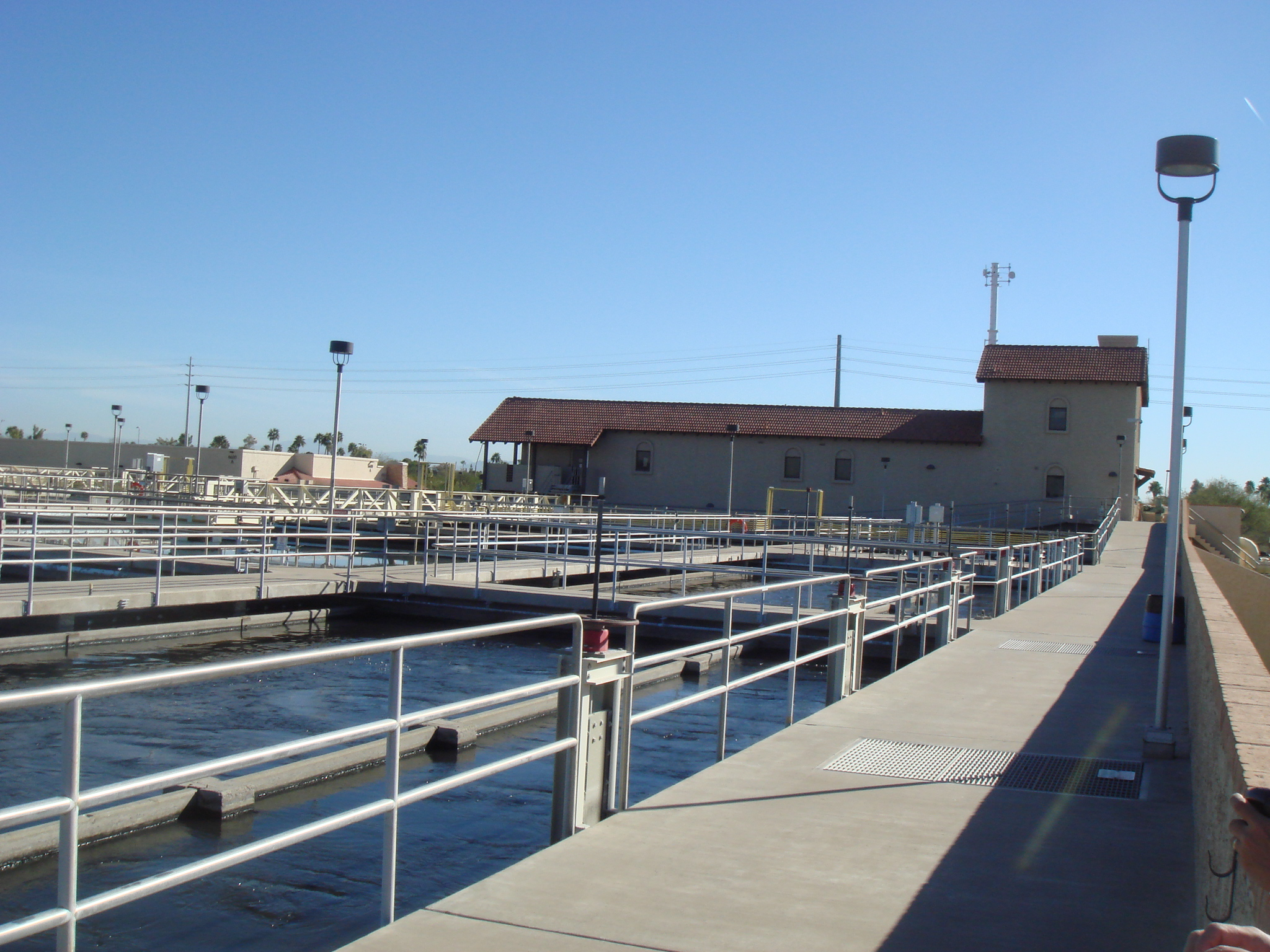 Tempe South WTP Improvements