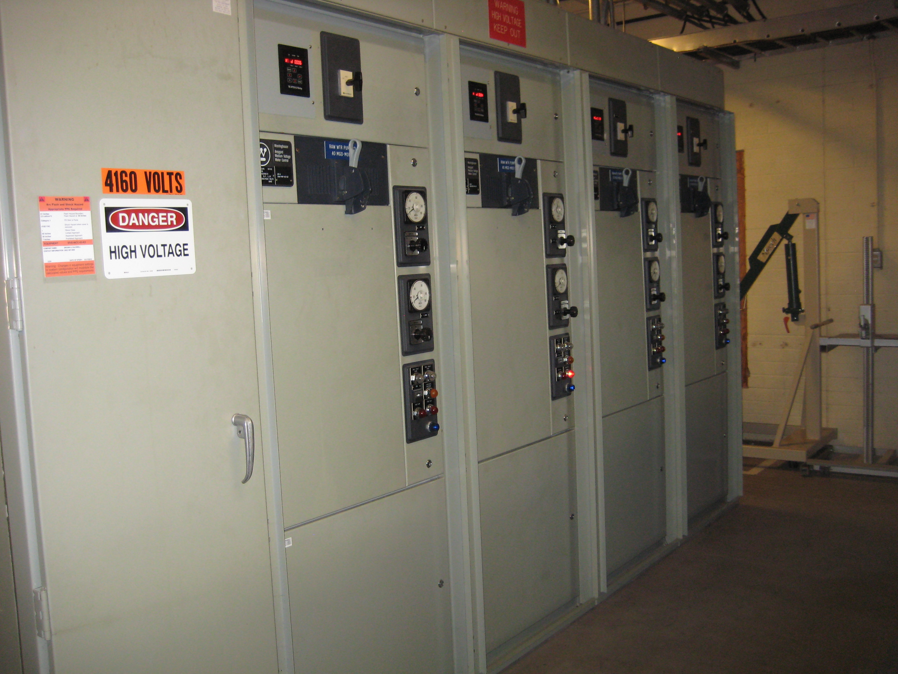 Union Hills WTP Electrical Rehab.